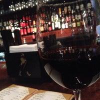 Photo taken at The Wine Cellar Wine & Mezza Bar by Mark C. on 10/18/2013