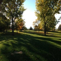 Photo taken at Harvard Gulch Golf Course by Jamal A. on 10/15/2012