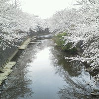 Photo taken at 向橋 by AlTarf A. on 3/23/2013