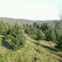 Photo taken at Ketterman's Tree Farm by Jace C. on 12/6/2012