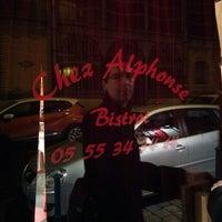 Photo taken at Chez Alphonse by Fred B. on 11/21/2013