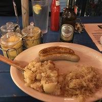 Photo taken at Old Heidelberg German Restaurant & Lounge by Maria on 4/16/2017