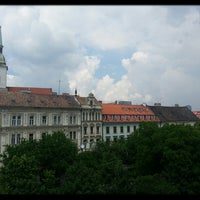 6/8/2013 tarihinde Najibziyaretçi tarafından Park Inn Danube'de çekilen fotoğraf