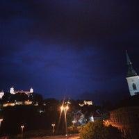 6/10/2013 tarihinde Najibziyaretçi tarafından Park Inn Danube'de çekilen fotoğraf