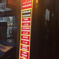 Photo taken at Taza Kebab House by Ashley C. on 1/8/2016