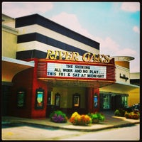 Photo taken at Landmark River Oaks Theatre by Michael S. on 9/13/2013