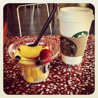 Photo taken at Starbucks by Michael S. on 9/23/2012