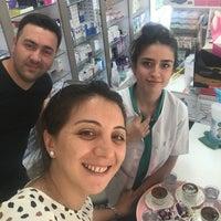 Photo taken at çağlayan eczanesi by İko 👼 E. on 8/29/2017