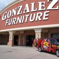 Exceptionnel Photo Taken At Gonzalez Furniture By Gonzalez Furniture On 10/8/2015 ...