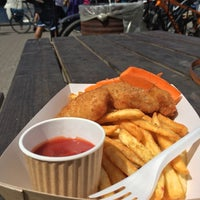 Photo taken at Copenhagen Street Food by Astrid N. on 7/5/2017