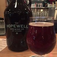 รูปภาพถ่ายที่ Hopewell Brewing Company โดย Rob เมื่อ 12/13/2017