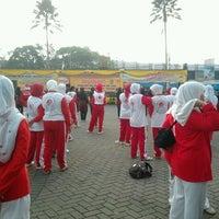 Photo taken at SATLANTAS Polres Malang by Likha on 11/3/2012