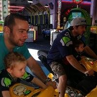 Photo taken at Edmonds Family Fun Center by ⚡️Stephano T. on 10/19/2014