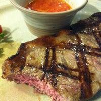 Снимок сделан в Meat&Fish пользователем Svetique 12/25/2012