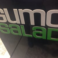 Photo taken at Sumo Salad by Mel R. on 4/14/2014
