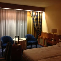 Photo taken at Van der Valk Hotel Haarlem by Ilia S. on 10/7/2012