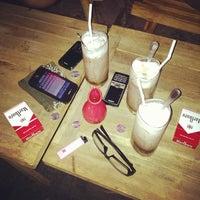 Photo taken at Sruput Kopi Kahve Coffee by Taufan P. on 11/14/2012