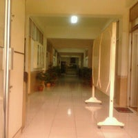 Photo taken at Universitas Krisnadwipayana (Unkris) by Johnson Parulian N. on 9/26/2012