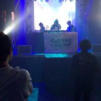 Photo taken at 北堀江club vijon by 将成 近. on 4/14/2018
