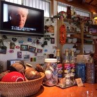Photo taken at cafe PaAni by TATSUYA U. on 9/29/2013