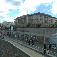 Photo taken at Topography of Terror by Tyan C. on 6/22/2013
