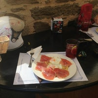 Photo taken at Restaurante Abelardo by Fausto C. on 8/13/2013