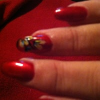 Photo taken at LA Nails by Terry J. on 11/2/2013