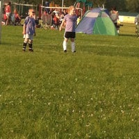 Photo taken at Fredonia Soccer Field by Terry J. on 7/1/2014