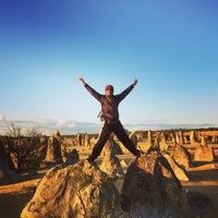 Photo taken at pinnacles desert discovery by Badruddeen N. on 6/14/2016