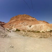 Photo taken at Masada by Kent W. on 4/6/2013