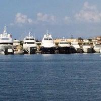 Photo taken at La Marina JK by Joe M. on 9/19/2014