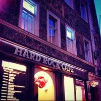 10/20/2012にKelly B.がHard Rock Cafe Pragueで撮った写真