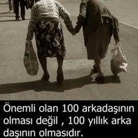 Photo taken at Teoman Öztürk Parkı by Dr. Şeref M. on 10/13/2016