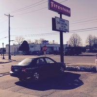 Photo taken at Gallagher's Northwestern Tire Co. by Paul J. on 3/27/2015