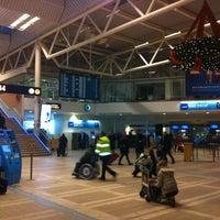 Photo taken at Terminal 4 by Aleksandar on 12/23/2012