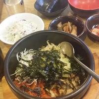 Photo taken at 복진면 by Sandra H. on 10/21/2014