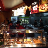Photo taken at Panda Express by Robert J. on 12/14/2013