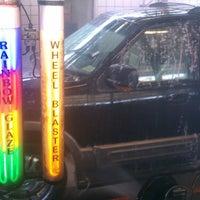 Photo taken at Fashion Square Car Wash by Robert J. on 4/14/2013