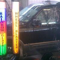 Photo taken at Fashion Square Car Wash by Robert J. on 5/12/2013