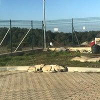 Photo taken at Çerçikaya 53 MW Rüzgar Enerji SANTRAL by Mustafa T. on 12/29/2017