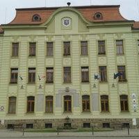 Photo taken at Pošta by Karel Č. on 7/10/2014