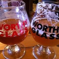 Photo taken at Worthy Burger by bye bye f. on 10/13/2012