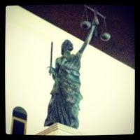 Photo taken at Supremo Tribunal De Justicia by Headbanger C. on 1/10/2013