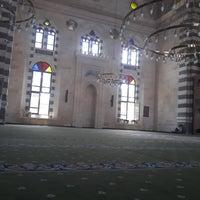 Photo taken at Kurtuluş Camii by Özgür on 6/8/2018