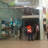 Photo taken at Movistar by Zaida C. on 11/30/2012