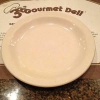 Photo taken at 3 G's Gourmet Deli & Restaurant by Joe E. on 2/23/2013