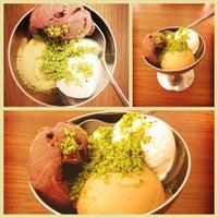 Снимок сделан в Cafe Mado пользователем Vera E. 8/7/2013