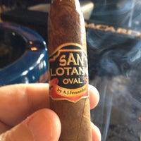 Photo taken at Stanley's Cigar Lounge by Scott W. on 6/25/2013