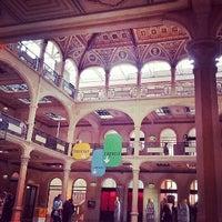Photo taken at Biblioteca Salaborsa by Valeria C. on 6/1/2013