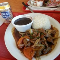 Photo taken at La Granja Restaurant by Manny S. on 3/13/2013